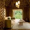 Cabañas en los árboles. Lake Manyara Tree Lodge