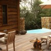 Cabañas en los árboles. Tsala Treetop Lodge