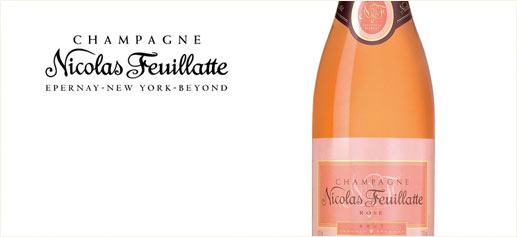 Champagne Nicolas Feuillatte Rosé