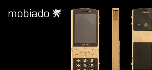 Teléfono móvil Mobiado 712GCB