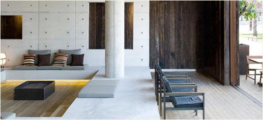 Pez Vela, chiringuito y diseño en la misma frase en la Barceloneta