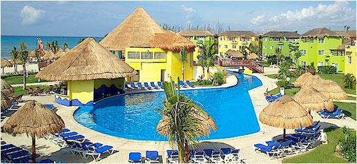 Sandos Caracol Eco-Resort & Spa