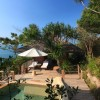 Six Senses Ninh Van Bay. Terraza de una Beach Villa. Fotografía por Herbert Ypma