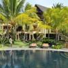 Royal Palm, el hotel más mítico de Mauricio. Detalle de una piscina