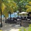 Royal Palm, el hotel más mítico de Mauricio. Restaurante en la playa