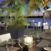 Royal Palm, el hotel más mítico de Mauricio. Terraza restaurante
