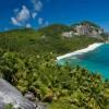North Island Seychelles. Playa del este. Fotografía por Mike Myers