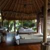 North Island Seychelles. Baño. Fotografía por Simon Upton