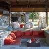 North Island Seychelles. Piazza Lounge. Fotografía por Simon Upton