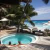 North Island Seychelles. Jacuzzi. Fotografía por Simon Upton