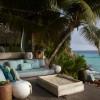 North Island Seychelles. Terraza. Fotografía por Simon Upton