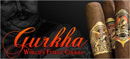 Puros Gurkha Cigars