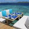 Six Senses Laamu Maldivas. Restaurante