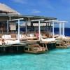 Six Senses Laamu Maldivas. Zona descanso