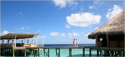 Six Senses Laamu Maldivas: Eco-luxury resort