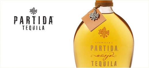 Tequila Partida Añejo