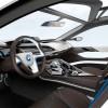 BMW i3 e i8, primeros coches eléctricos de BMW. BMW i8 interior