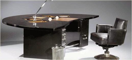 Art Déco by J. Ruhlmann. Los muebles más caros del mundo