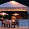 Tanjung Rhu Resort. Restaurante BBQ