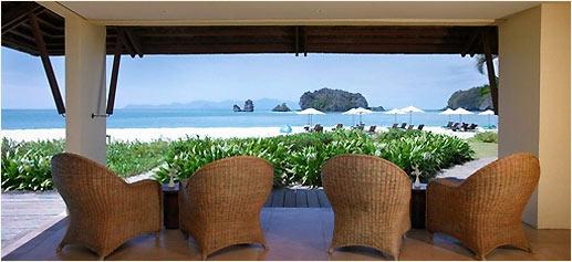 Tanjung Rhu Resort, tranquilidad y privacidad al noreste de Malasia
