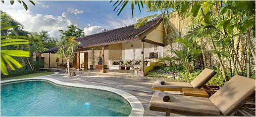 Alquiler de villas privadas en Bali