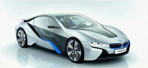 BMW I3 e I8, primeros coches eléctricos BMW