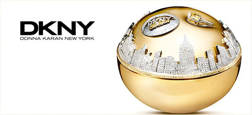 DKNY Golden Delicious, el perfume del millón de dólares