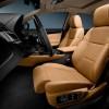 Lexus GS 350. Interior