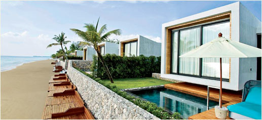 Nuevos hoteles de lujo 2011