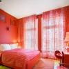 Gladstone Hotel. Habitación Red room