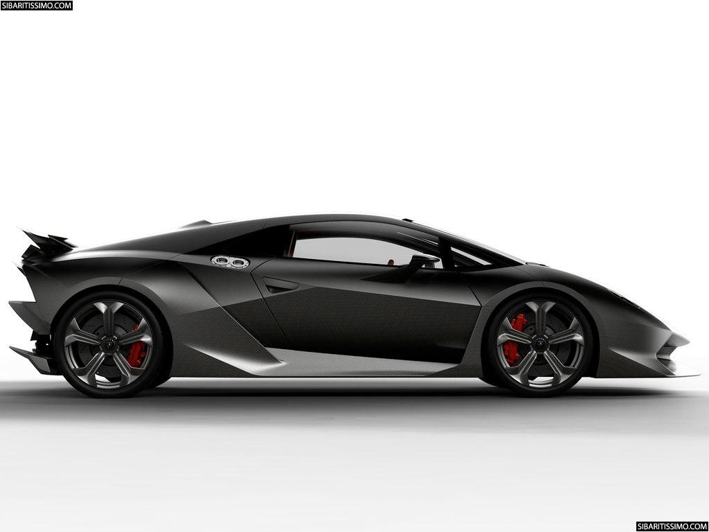 Lamborghini Sesto Elemento