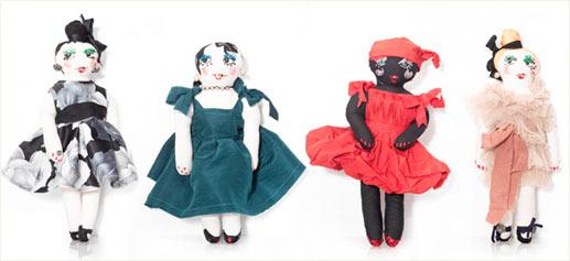 Las muñecas de L'Espoir by Lanvin