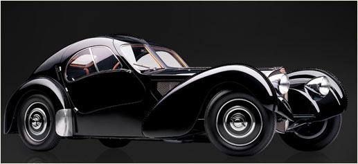Los coches de Ralph Lauren. Obras maestras de colección