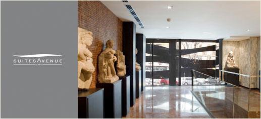 Suites Avenue Hotel