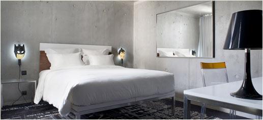Mama Shelter Hotel, lujo asequible en París