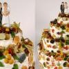 Pastelería Escribá, los pasteles más caros del mundo. Pasteles de boda. Fruits of the loom