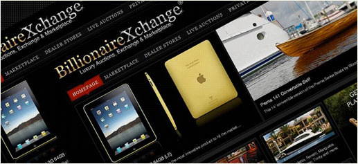 BillionaireXchange, un eBay para millonarios