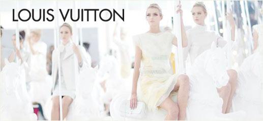Colección primavera-verano Mujer 2012 de Louis Vuitton