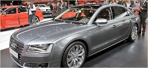 Edición Limitada Audi A8 L W12