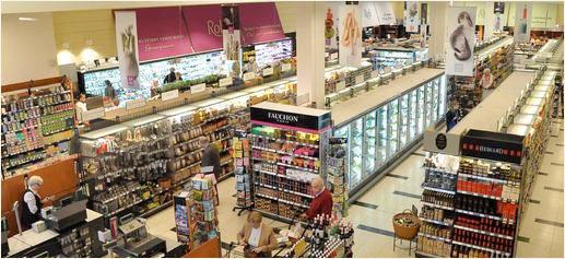 Les Halles de la Madeleine, un supermercado de lujo
