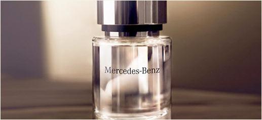 Mercedes-Benz, el perfume de los más exquisitos