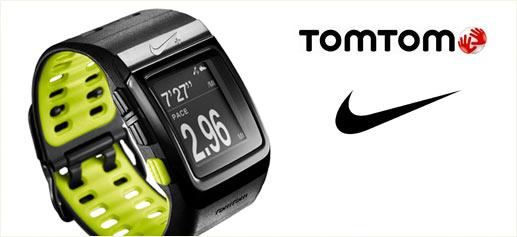Nike y Tom Tom crean un reloj para deportistas