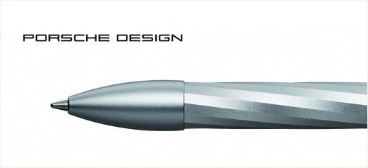 Porsche Design rediseña su bolígrafo de referencia