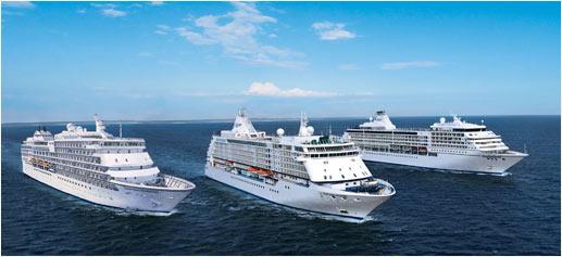 Regent Seven Seas Cruises, los cruceros más lujosos del mundo
