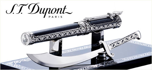 S.T. Dupont Las mil y una noches