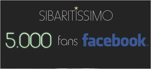 Sibaritissimo sigue creciendo en las Redes Sociales