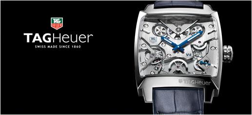 TAG Heuer Monaco V4, un reloj de lujo