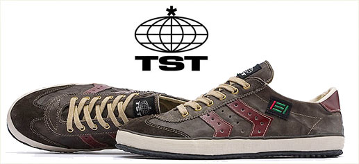 TST Shoes, las zapatillas de Seishi Tanaka