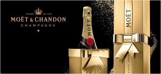 The Gift de Moët & Chandon, el regalo perfecto para las próximas Navidades
