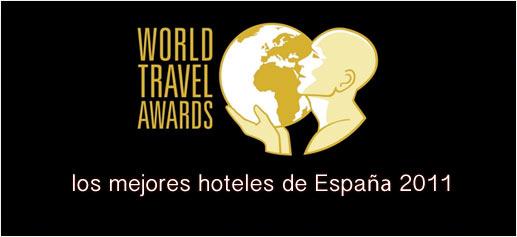 World Travel Awards 2011, los mejores hoteles de España
